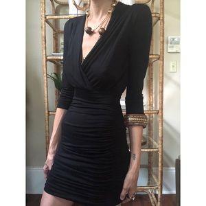 NWT Ella moss sexy black mini dress